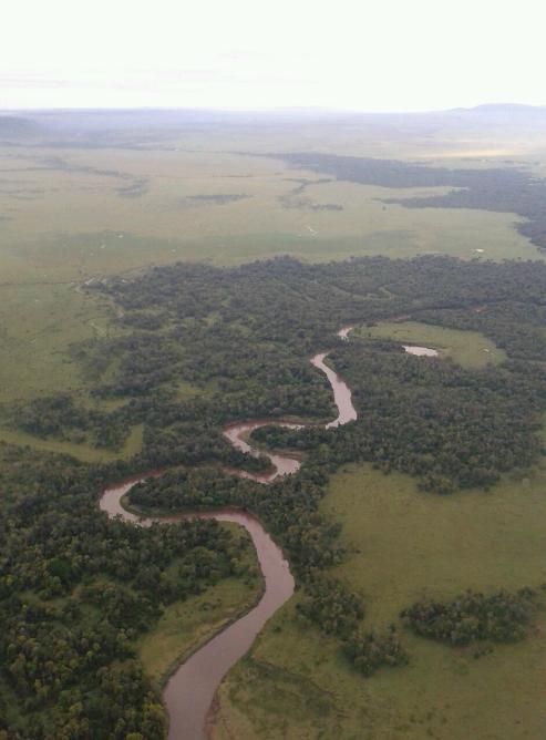Sobrevuelo del Masai Mara en globo