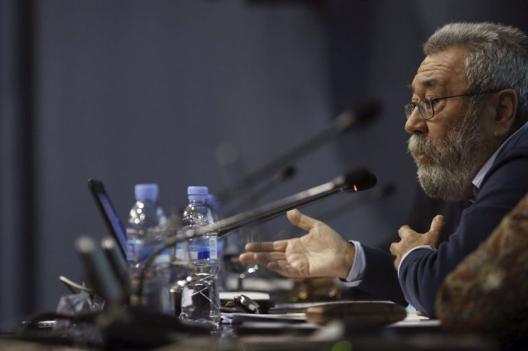 "Cándido Méndez se retirará de UGT en 2016 para ayudar a ""refundar ..."