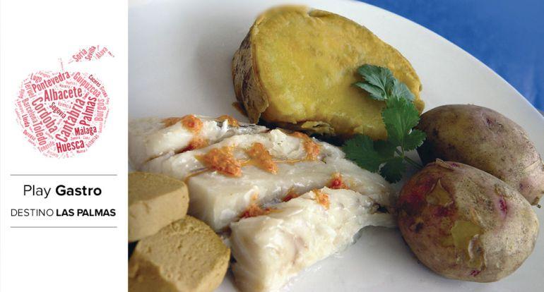 La papa es uno de los grandes tesoros del patrimonio gastronómico canario.