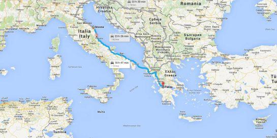 se confirman 4 muertos por el ferry italiano siniestrado internacional cadena ser. Black Bedroom Furniture Sets. Home Design Ideas