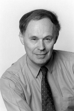 El biólogo Nicholas Wade.