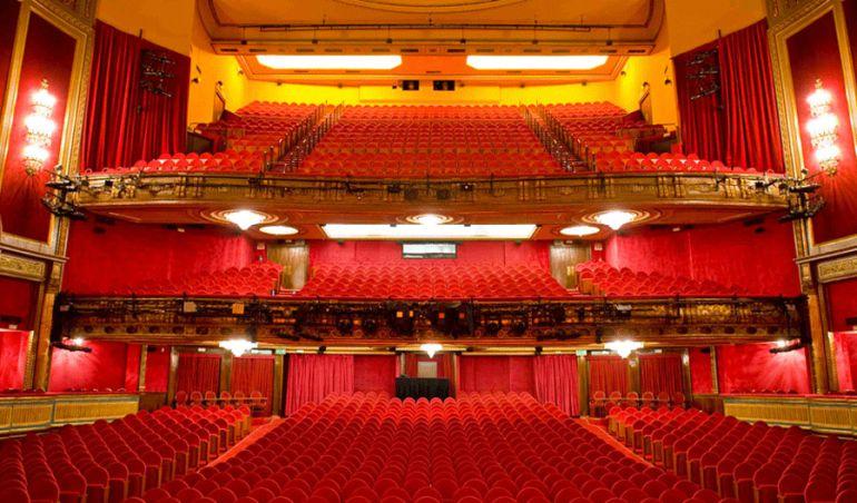 Visto bueno de cultura a la venta de los teatros de la sgae visto bueno de cultura a la venta - Teatro coliseum madrid interior ...