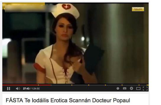 Consiguen colar porno en YouTube tras subtítulos en