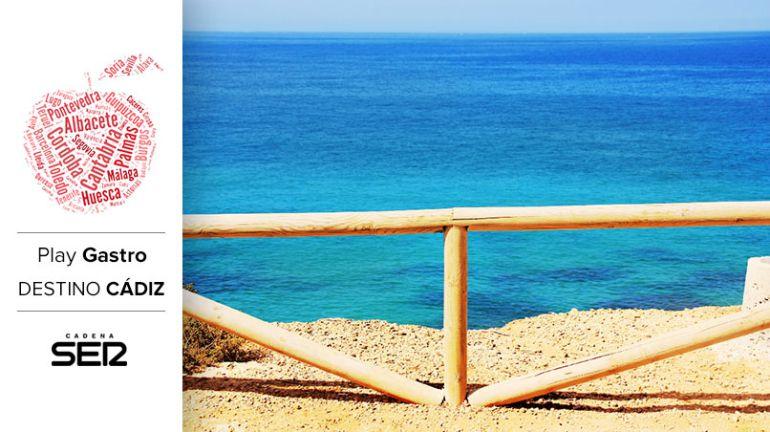 El mar de Cádiz, fuente de inspiración para genios como Rafael Alberti o Ángel León.