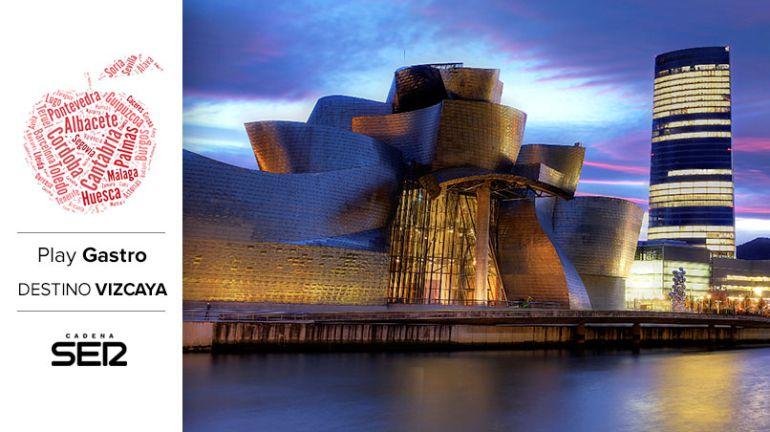 """Dice Fernando Canales que """"la pregunta"""" en Bilbao, es dónde se come mal."""