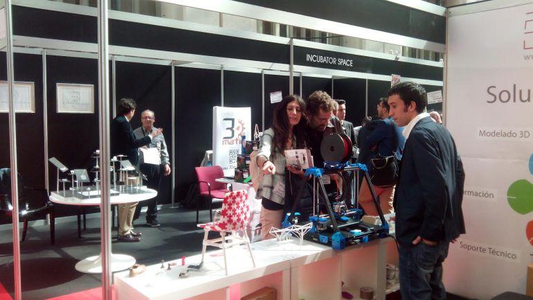 La 3D Printshow Madrid