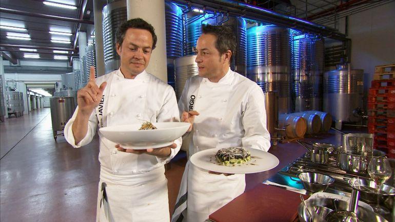Vuelve uno de los mejores programas de cocina 39 cocina2 for Torres en la cocina youtube