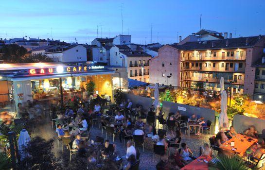 Las terrazas m s especiales de madrid sociedad cadena ser for Terraza la casa de granada madrid