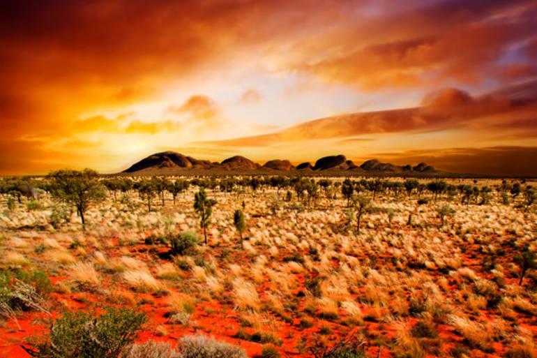 Los 10 desiertos más grandes del mundo