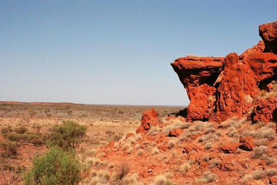 Gran desierto de Victoria