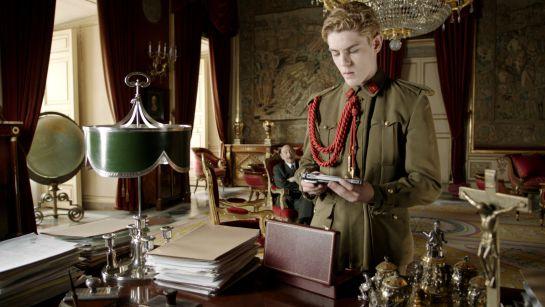 Patrick Criado interpretó a un adolescente Juan Carlos de Borbón en 'El Rey'