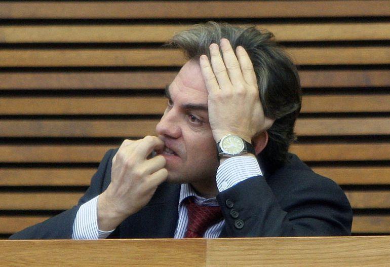 El actual vicepresidente segundo de la Diputación, Máximo Caturla, en una foto de archivo