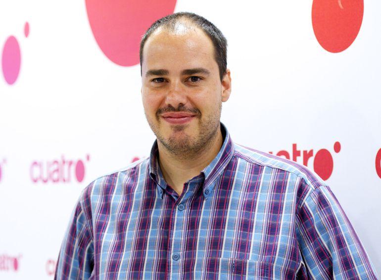 Antonio Pampliega, reportero de guerra de 'Infiltrados'