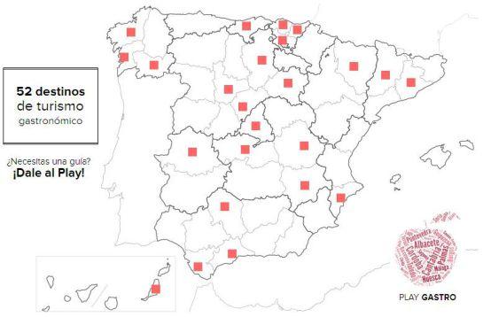 Oleoturismo | Supersubmarina: Play Gastro | Destino Jaén