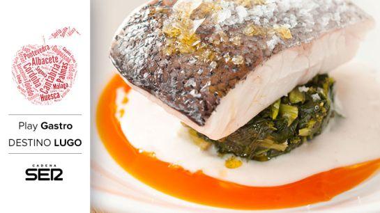 En el restaurante Paprica, uno de los mejores de Galicia, se puede comer de menú por 23 euros.
