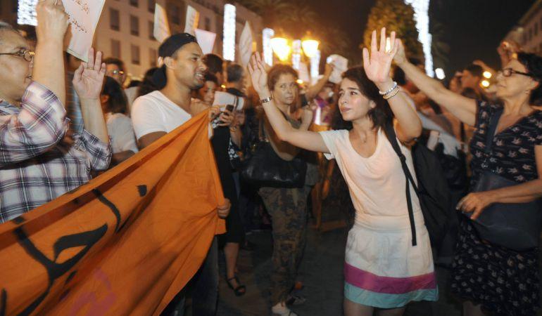 Mujeres de marruecos