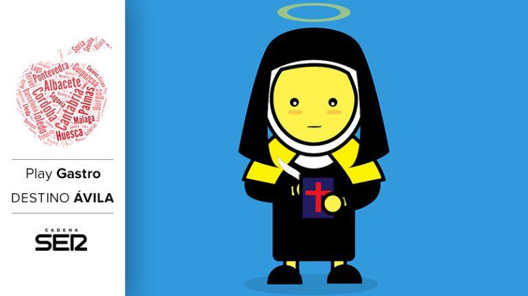 """Santa Teresa de Jesús, uno de los grandes iconos de Ávila, dejó escrito que """"entre los pucheros anda el Señor""""."""