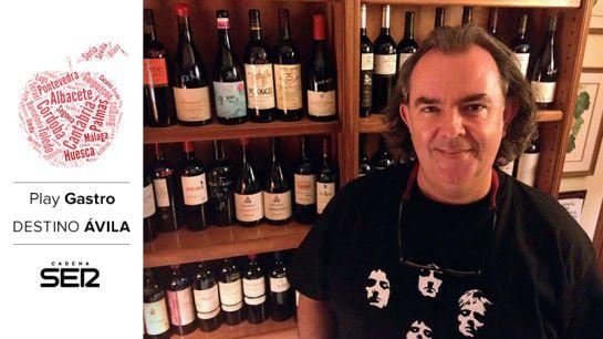El abulense Luis Gutiérrez ('The Wine Advocate') es uno de los hombres más influyentes del mundo en lo que a vino se refiere.