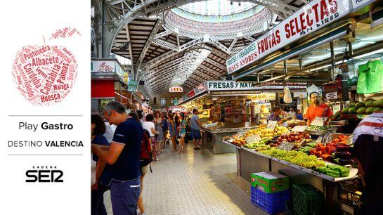 El Mercat Central de València es una de las grandes joyas arquitectónicas y gastronómicas de la ciudad.