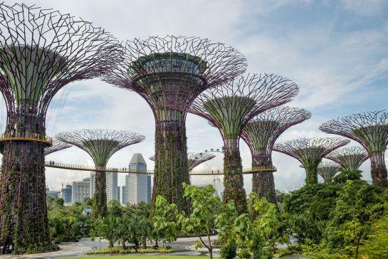 Las quince construcciones más extrañas en el mundo.