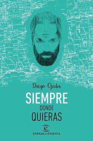 El último poemario de Diego Ojeda, presentado hace unas semanas.