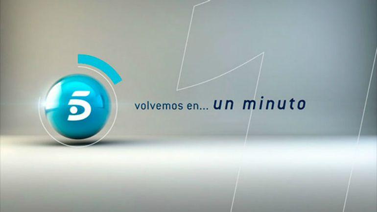 Cortinilla para cortes publicitarios en Telecinco