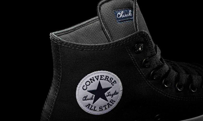 converse estrella negra
