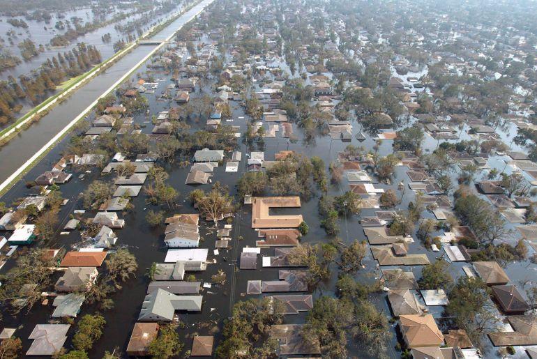 Diez años del desastre del Katrina