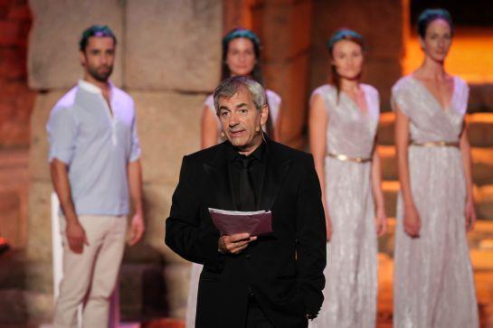 Carlos Sobera, presentador de la gala de los Premios Ceres