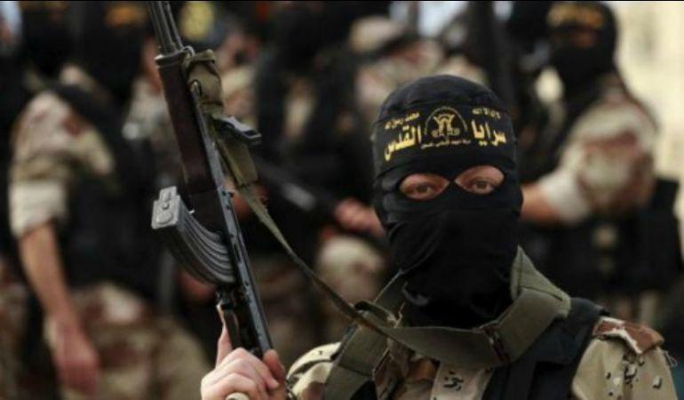 Un miembro del Estado Islámico.