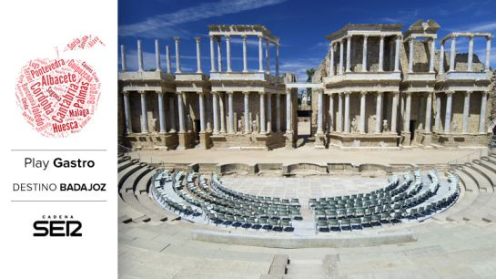 El Teatro Romano de Mérida es uno de los grandes atractivos de la provincia.