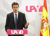 """UPyD se querella contra Forcadell y defiende el uso del artículo 155 para frenar """"a los golpistas"""""""