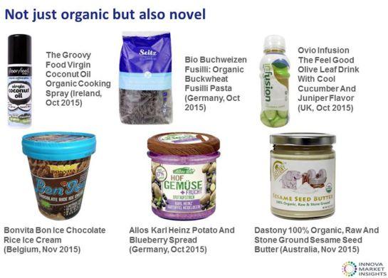 Los productos 'clean label' encabezan la lista de tendencias alimentarias de Innova Market Insight, cuya red de observadores está presente en 80 países.