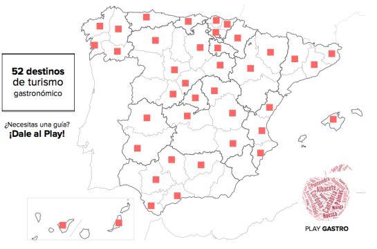 Qué hacer en Salamanca: Play Gastro | Destino Salamanca