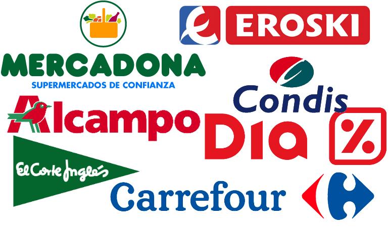 Los supermercados m s caros y m s baratos de espa a busca el tuyo ser consumidor cadena ser - Empresas limpieza pamplona ...