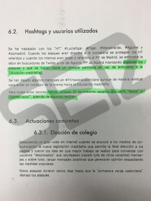 """Operación Púnica: El 'conseguidor' cobró 72.000 euros de Lucía Figar por ser su """"colchón frente a la izquierda"""""""