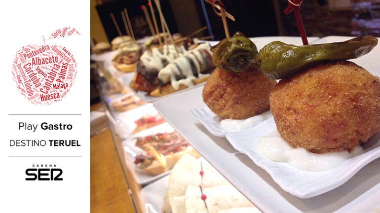 Las barras de pinchos son uno de los grandes atractivos gastronómicos de la provincia.