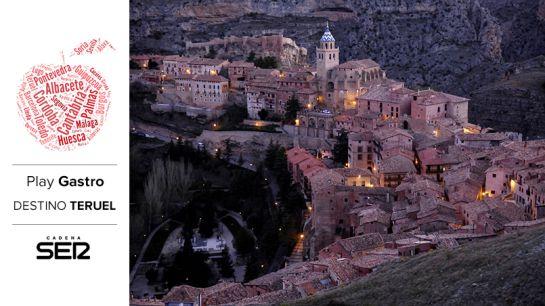 Vista panorámica de Albarracín.