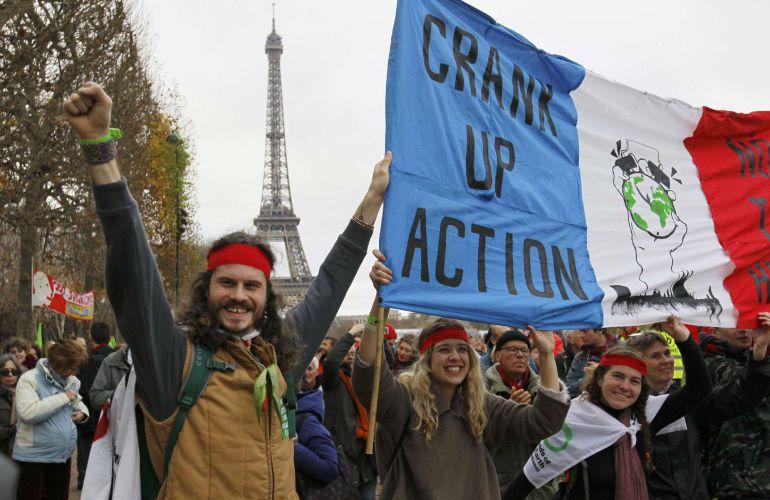 Aprobado un acuerdo de mínimos en la Cumbre del Clima de París