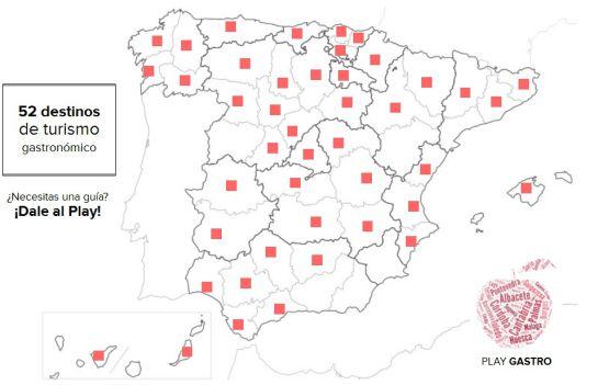 Qué hacer en Granada: Play Gastro | Destino Granada
