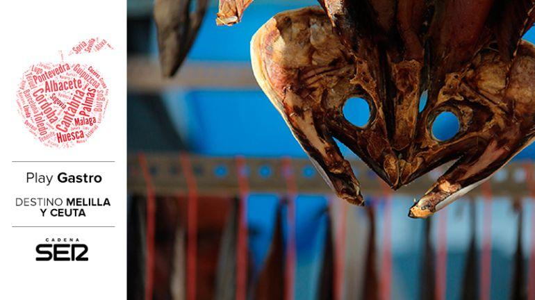 Los secaderos de pescado pueden visitarse gracias a la experiencia Salazones de Ceuta.