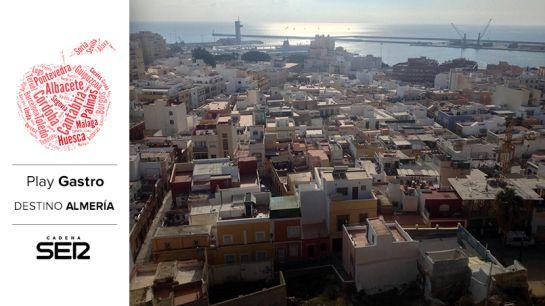 Almería, vista desde la Alcazaba.