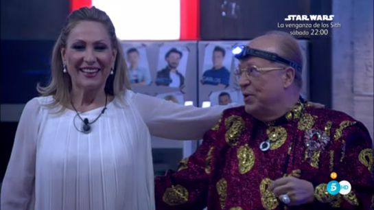 Rappel y Rosa Benito, primeros concursantes de GH VIP 4 que fueron anunciados. Ellos ya saben lo que es pisar la casa