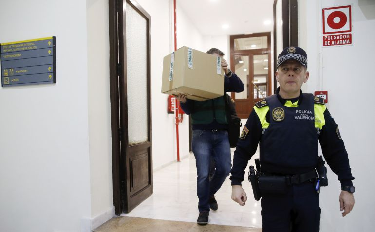 Corrupci n comunidad valenciana una pastuqui importante for Oficina registro comunidad de madrid