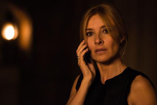 Cayetana Guillén-Cuervo es Irene Larra, en 'El Ministerio del Tiempo'