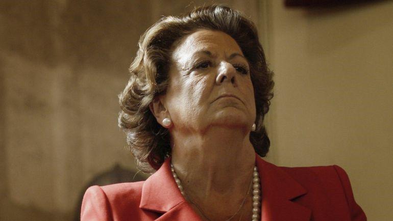 Rita Barberá, en una fotografía de archivo.
