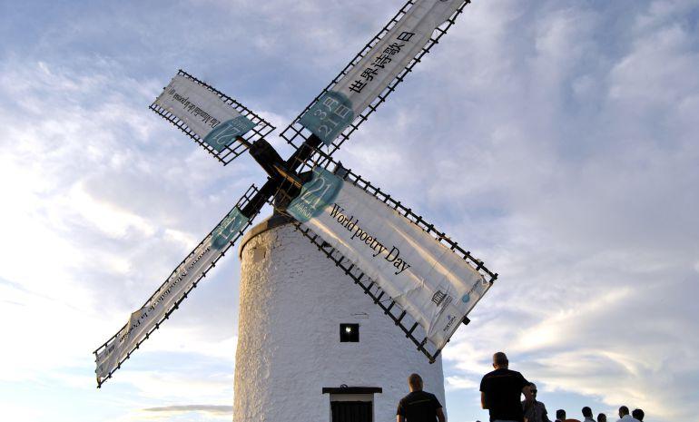 El Molino Rucio, eje central de 'Día de la poesía' de la UNESCO.