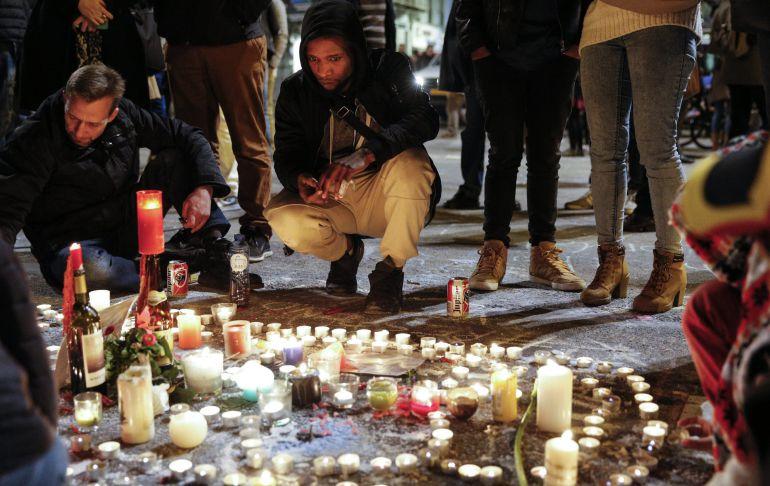 Una espa ola entre las v ctimas del atentado en b lgica for Exteriores espana