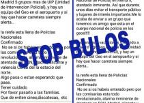 No contribuyas a difundir estos bulos sobre posibles atentados en España
