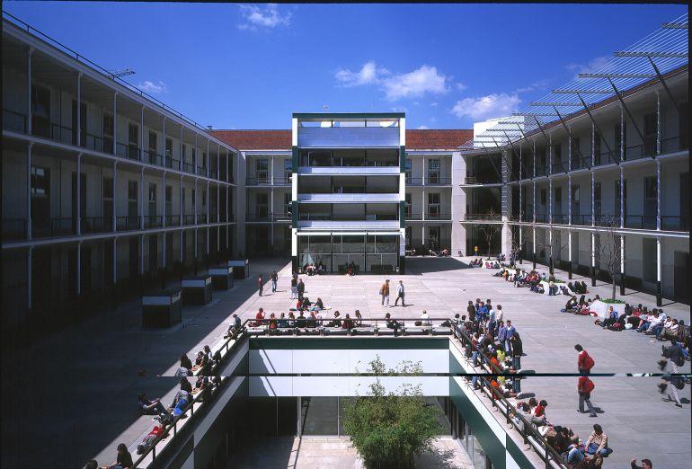 Fotografía de archivo de la Universidad Pompeu Fabra.